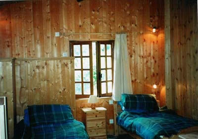 Bedroom French Chalet