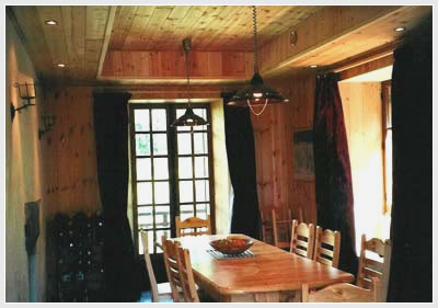 Dining Room French Chalet